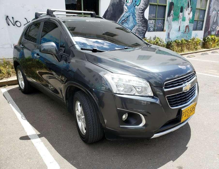 Chevrolet Tracker 2014 - 95000 km