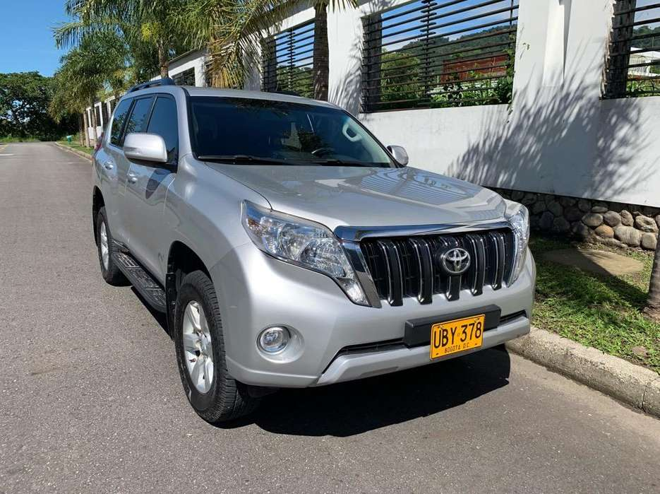 Toyota Prado 2015 - 69000 km