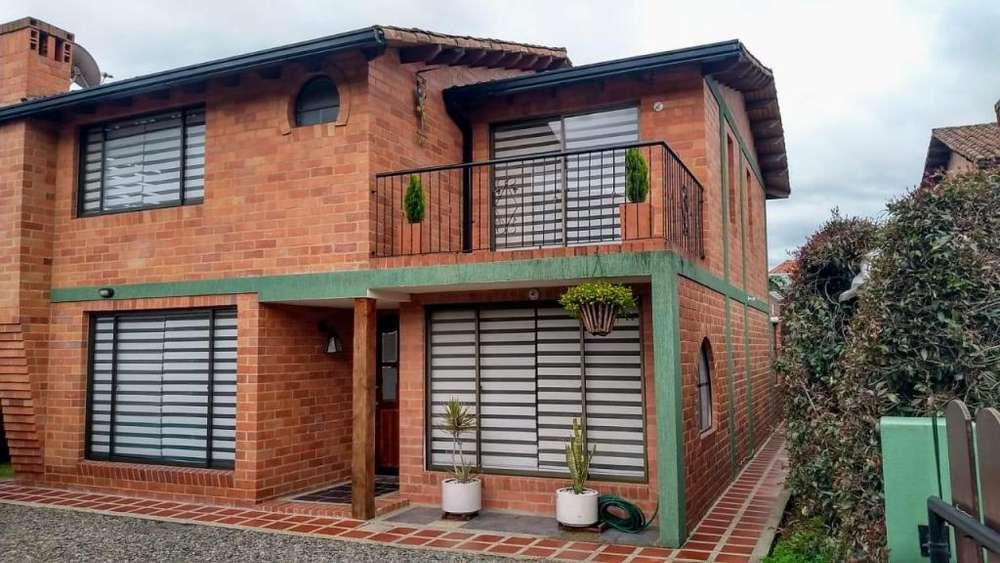 Vendo excelente casa campestre en Chía (Cundinamarca)