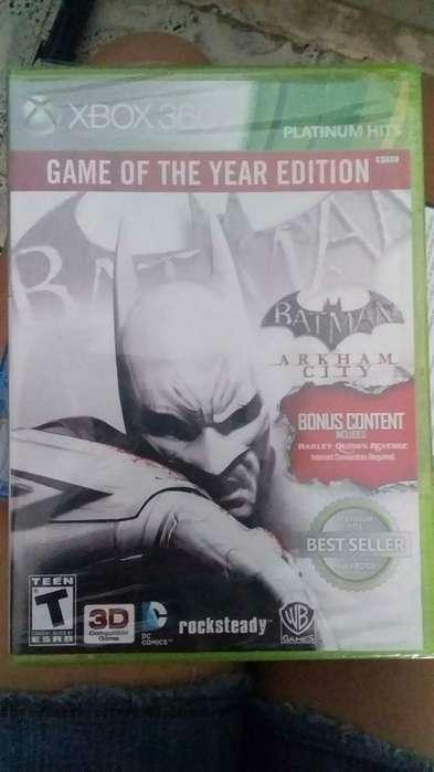 Se Vende Juego Original Xbox