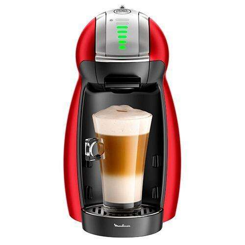 VENDO: Máquina cafetera NESCAFÉ DOLCE GUSTO Genio 2 (roja)