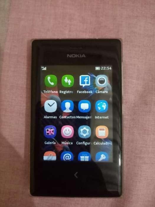 Vendo Celular Nokia Assha