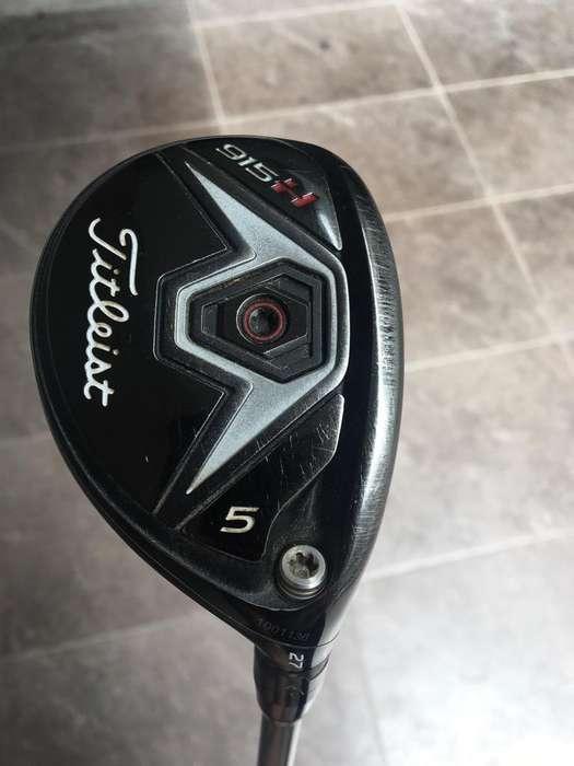 Palo de Golf Titleist Hibrido 5