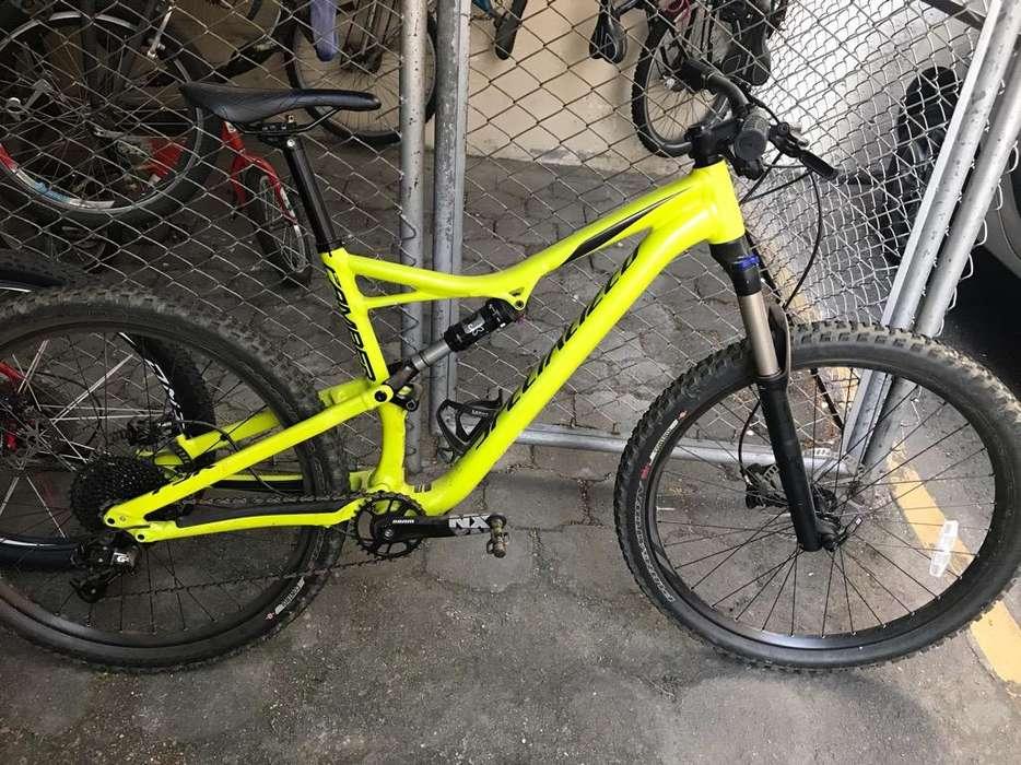 Bicicleta Specialized Camber 2018