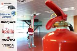 Servicio MANTENIMIENTO Centrales de Incendio