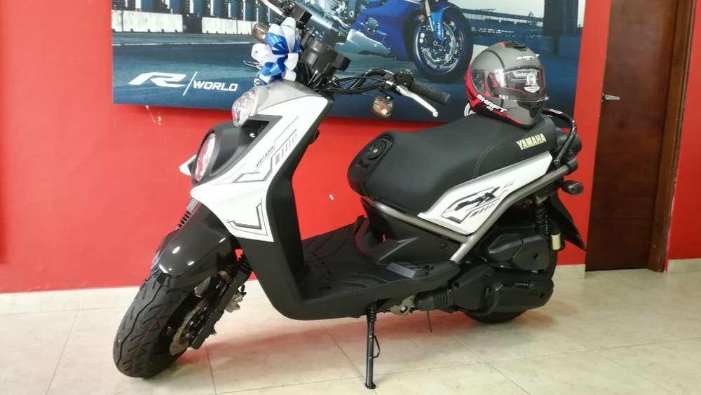 <strong>yamaha</strong> Bws X Motard Modelo 2020 Cero Kms