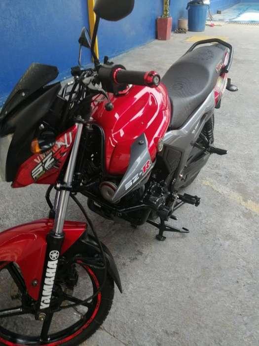Se Vende Moto Szr <strong>yamaha</strong> 2014