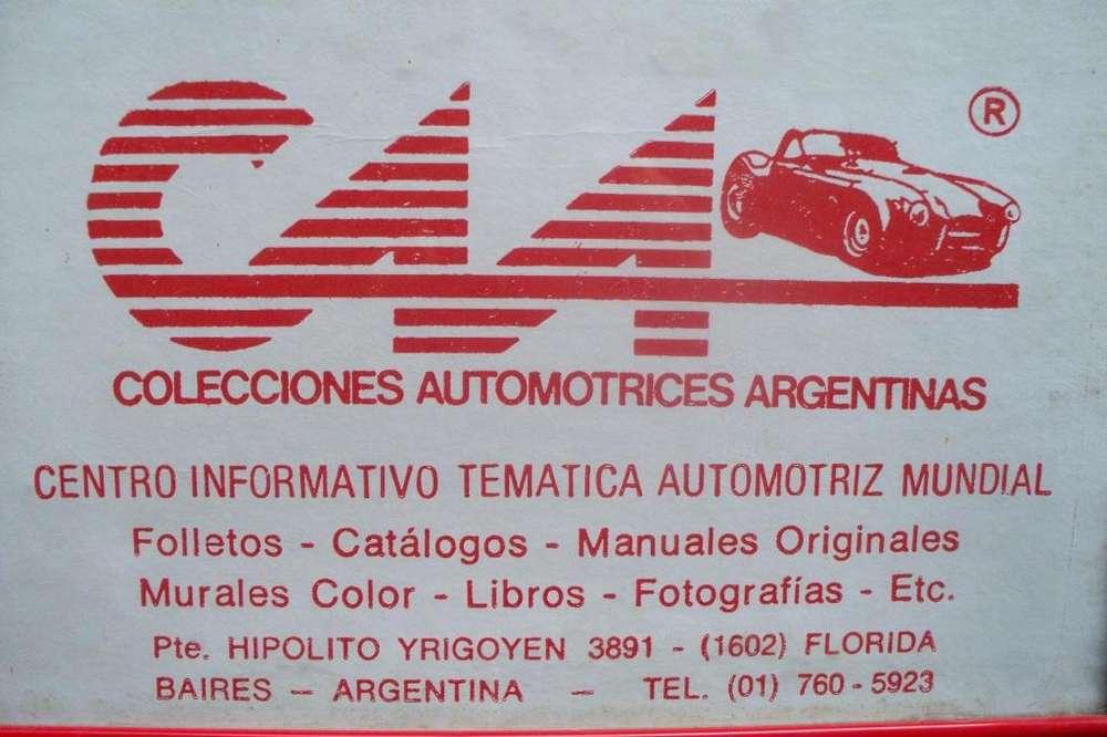 VENTA DE MANUALES DE TALLER DESPIECE DE AUTOS **