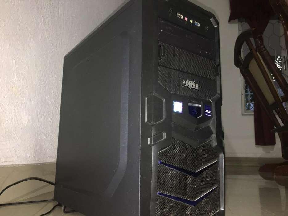 Computador Gaming I3 7Th y Teclado gamer