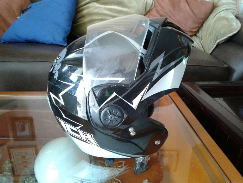 Casco para Moto Abatible Y Certificado