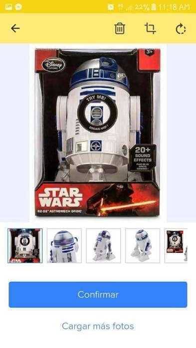 R2d2 arturito Interectivo Star Wars