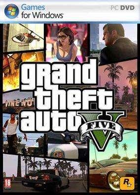Grand Theft Auto 5 pc STEAM