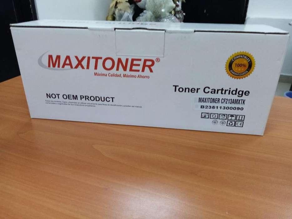 Tóner Maxitoner Cf213a