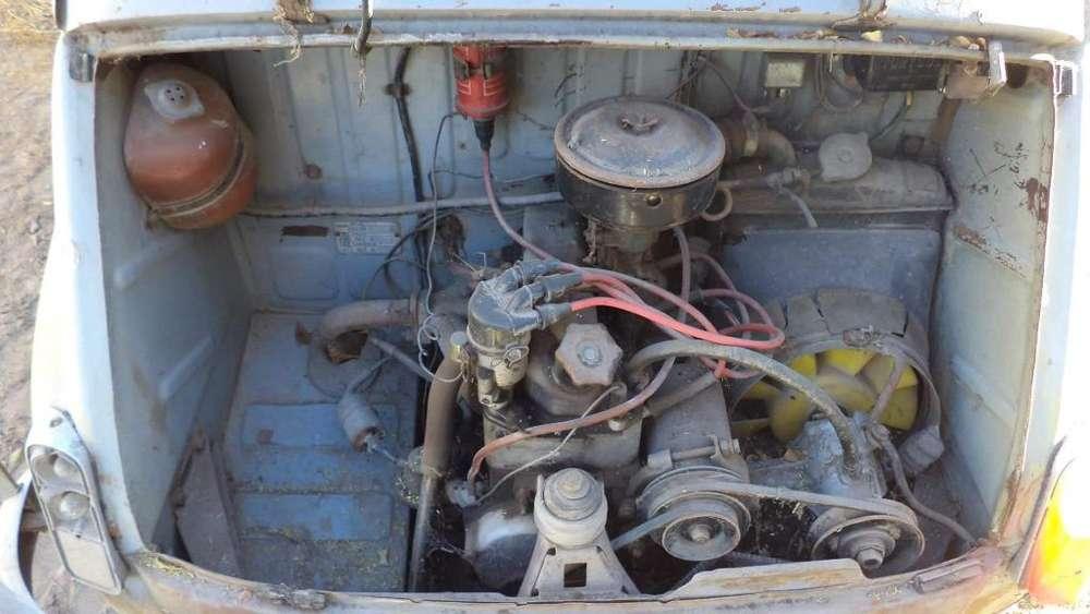 Fiat 600 1966 - 120000 km