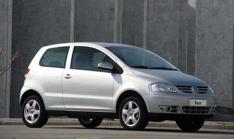 Volkswagen Fox 2014 - 100000 km