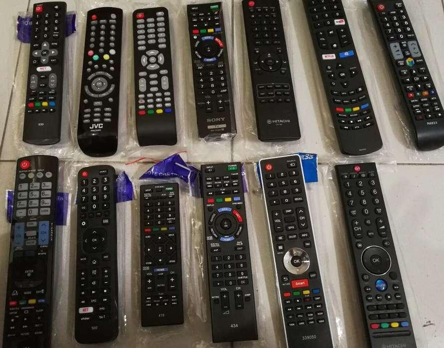 Controles Tv Lcd Led Smart Solo Ushuaia