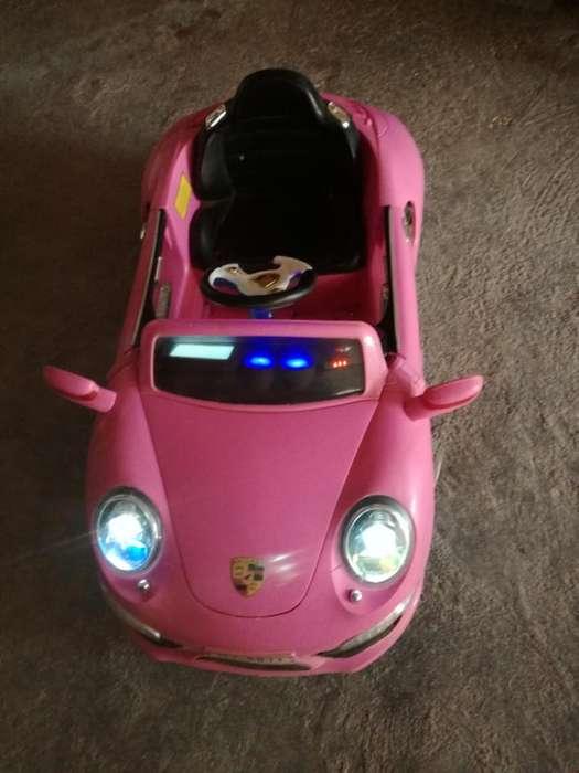 Carro a Bateria