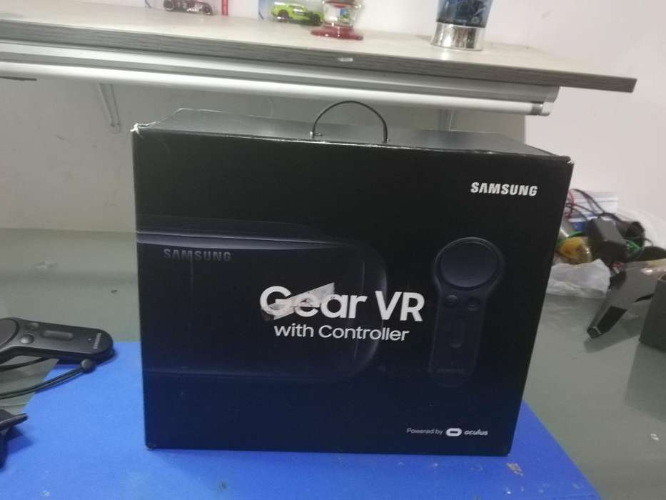 Gafas Realidad Virtual Oculus 3d Samsung