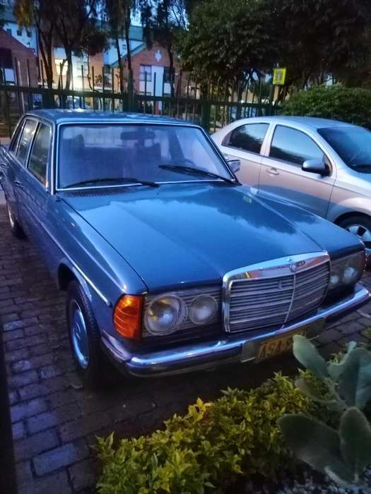 <strong>mercedes</strong>-Benz Clase C 1980 - 160000 km