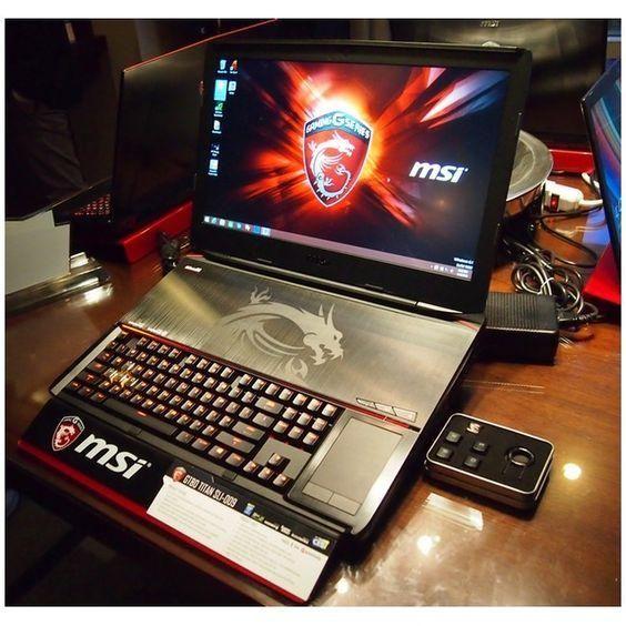 portatiles gamer nuevos y usados
