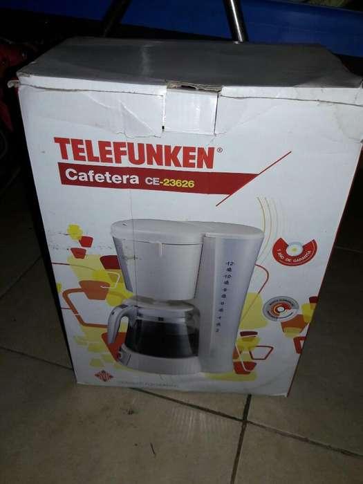 Cafetera Telefunken