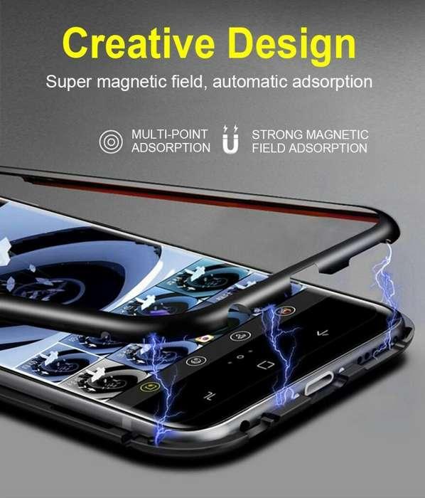 Case Absorcion Magnetica Samsung.