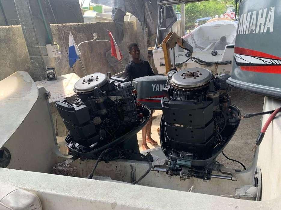 Motor 200 Hp 2T Yamaha