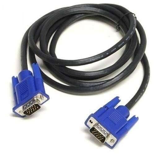 Cable Vga Macho A Vga Macho de 1.5, 3, 5 y 10 Mts Proyector Lcd Pc
