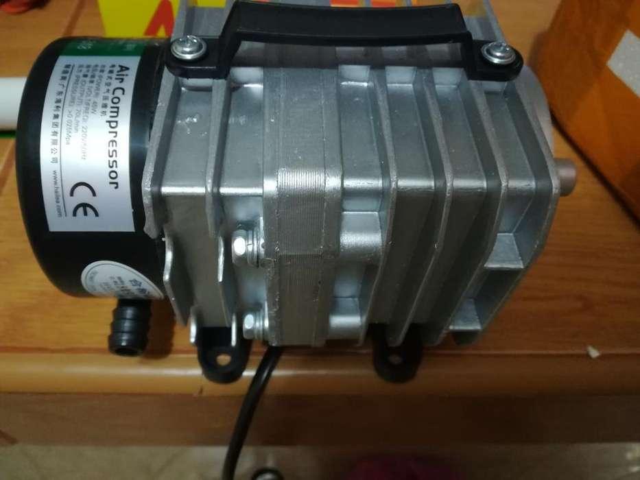 Compresor Acuario de 45 W