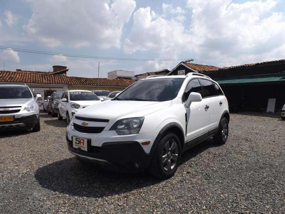 Chevrolet Captiva 2015 - 68100 km