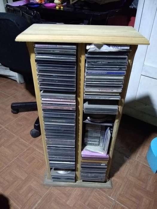 Organizador de <strong>dvd</strong>/cd