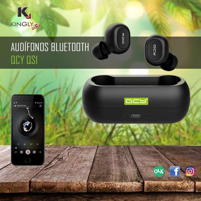 Audífonos Bluetooth QCY Gran Calidad Tienda virtual en Trujillo Accesorios Trujillo Kingly Shop