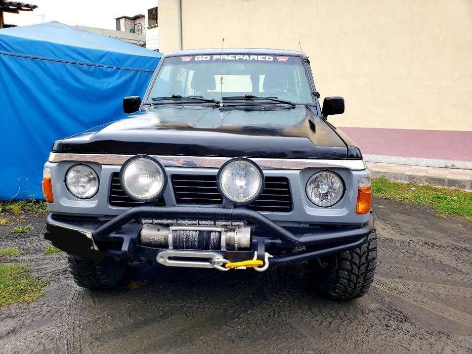 Nissan Patrol  1991 - 250 km