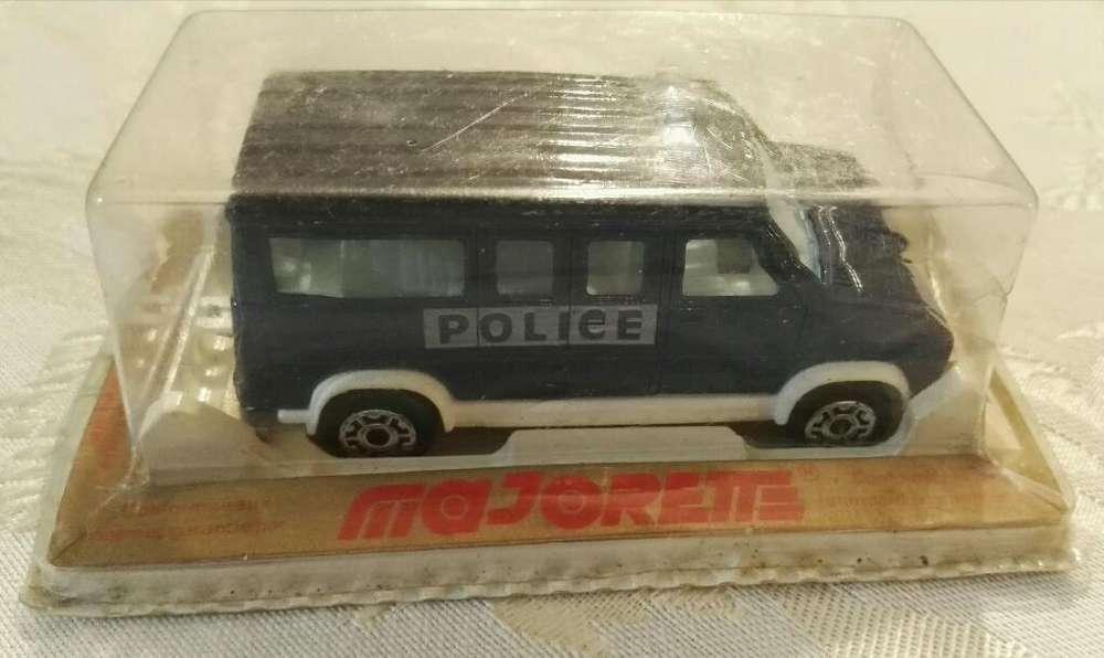 Majorette Chevrolet Fourgon de Policia