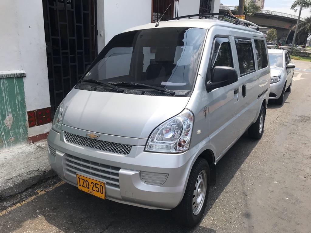 Chevrolet N300 2017 Recibo Vehiculo