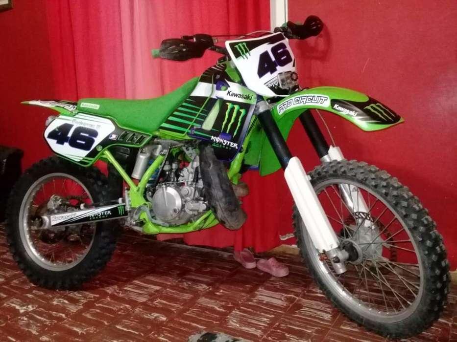 <strong>kawasaki</strong> Kdx 200cc 2t Inpecable