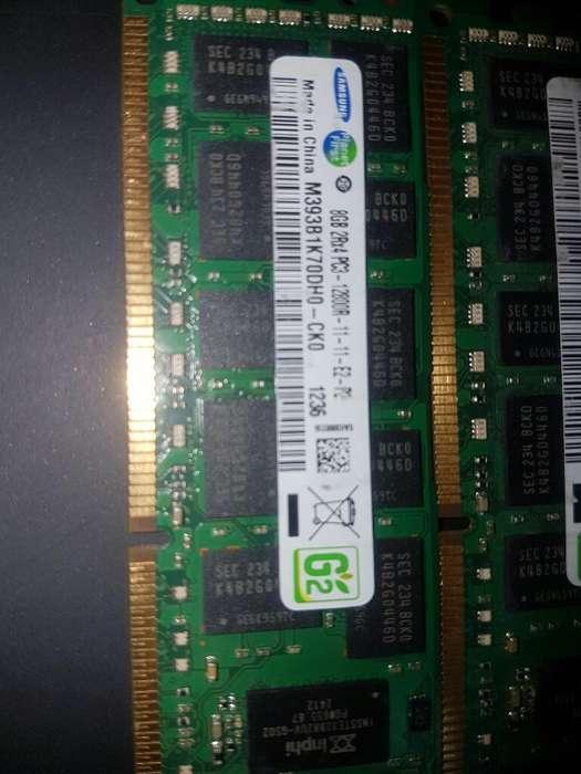 Ram Ddr 3 12800 Y Procesadornpara Servid