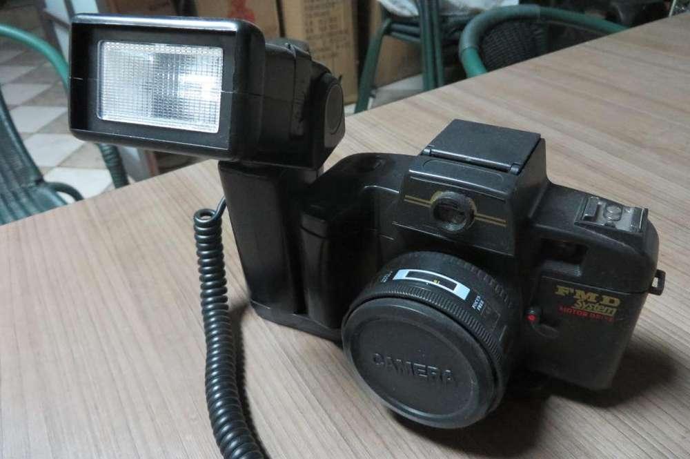 Antigua camara fotografica FMD System