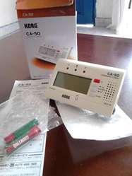 Cromatic Tunner Korg CA-50    ....  (GANGA....)