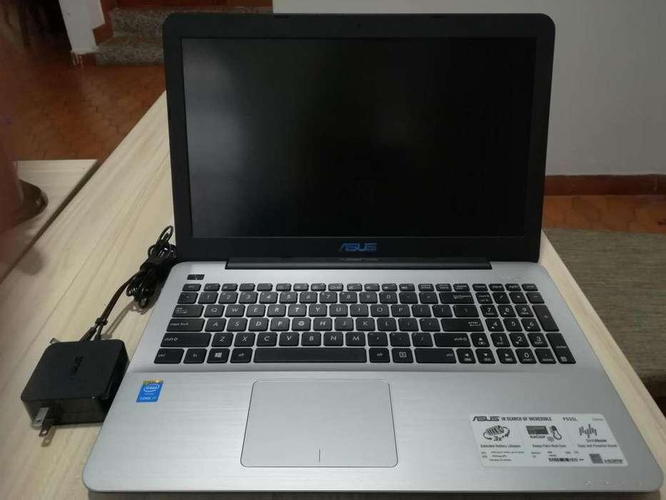 Portátil Asus F555la-us71 Intel Ci7-5500u -8gb-1tera 15