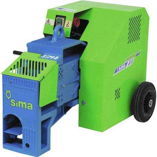 Cortadoras Eléctricas de Varillas SIMA Modelo CEL45