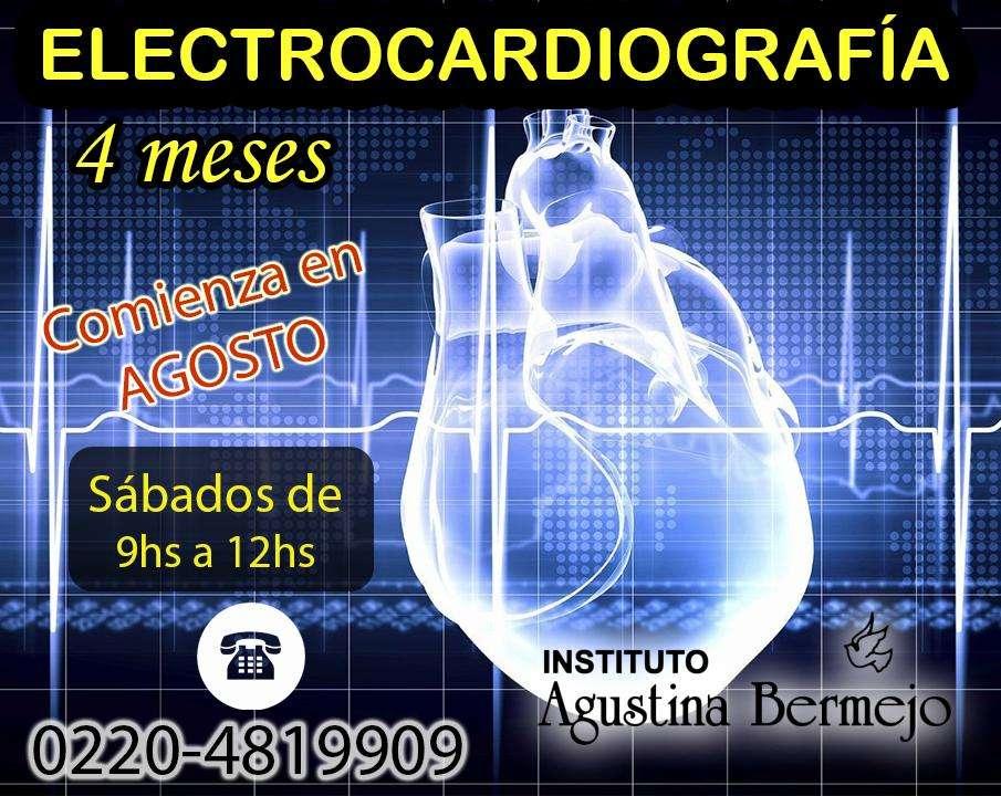 ELECTROCARDIOGRAFÍA-Curso-Instituto Agustina Bermejo