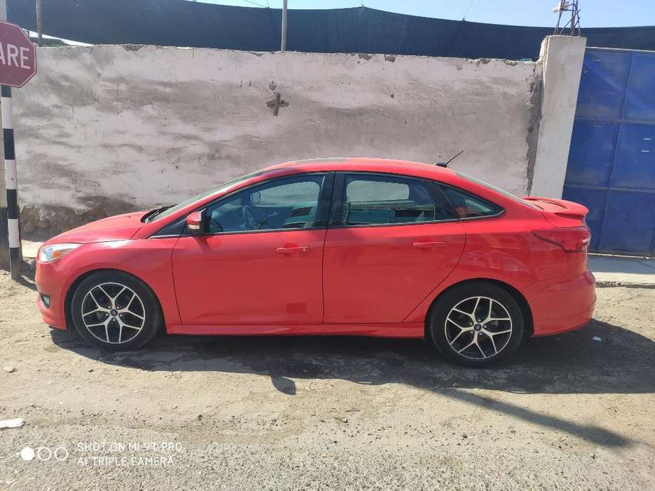 Ford Focus 2015 - 33000 km
