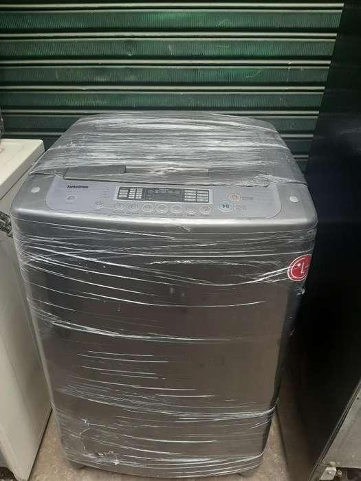 Lavadora Lg Turbodrum 33 Libras