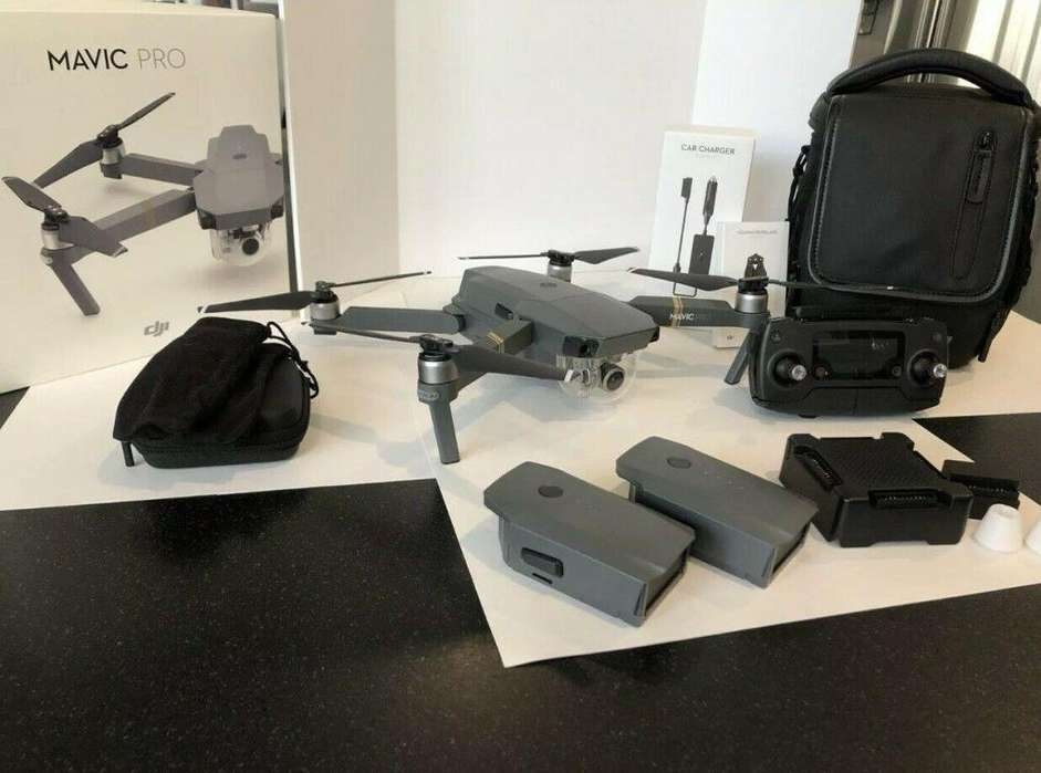 dji mavic pro drone camera with warranty