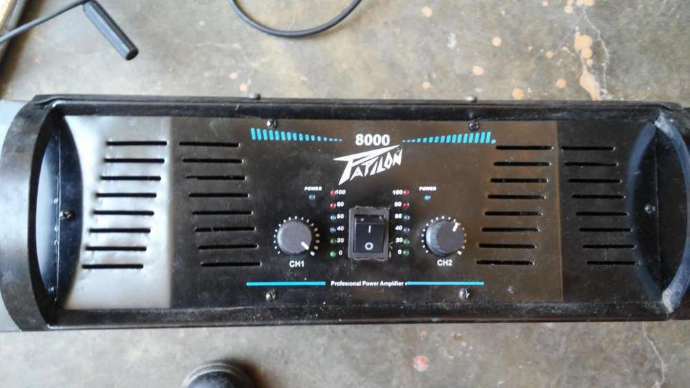se remata power armado copia peavey cs1200