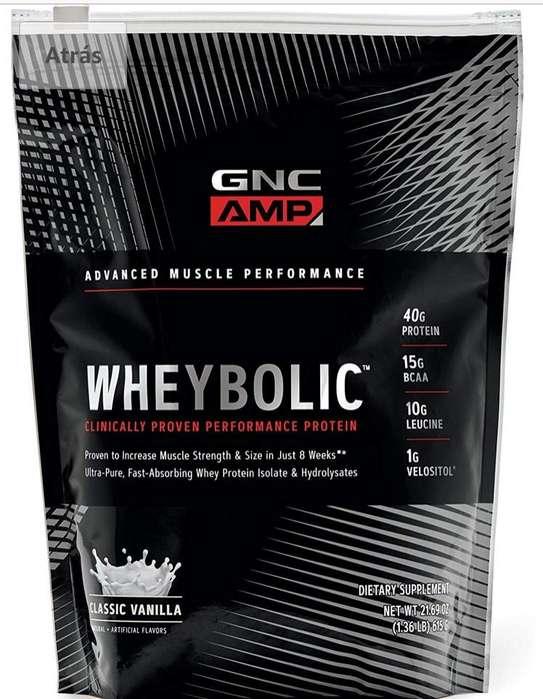 Proteinas wheybolic