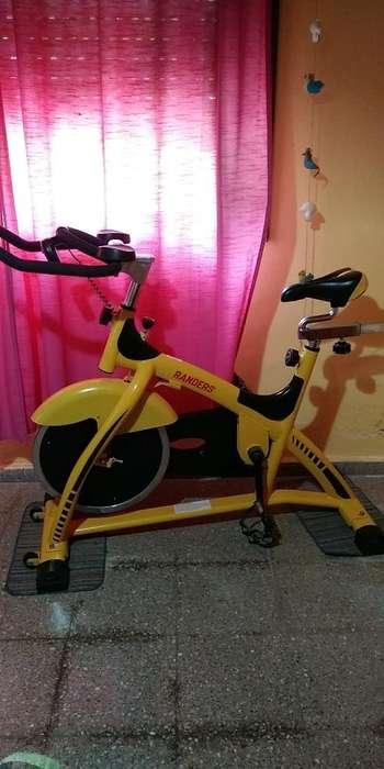 Bici Randers Spinning, Casi Nueva