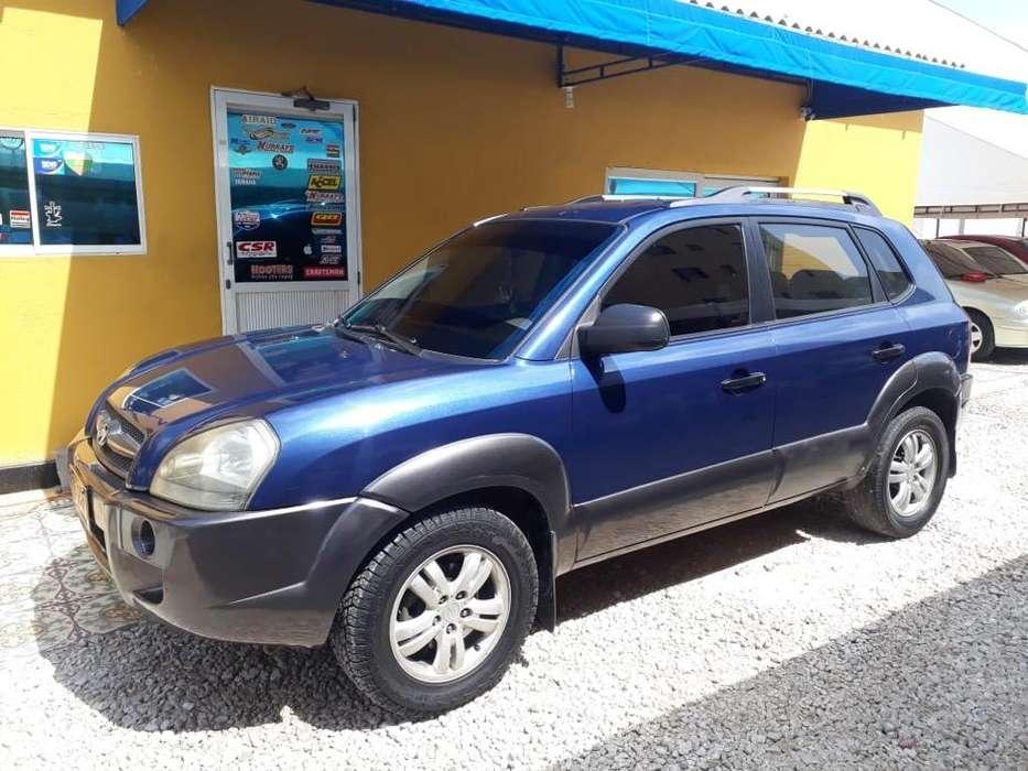 Hyundai Tucson 2008 - 235000 km