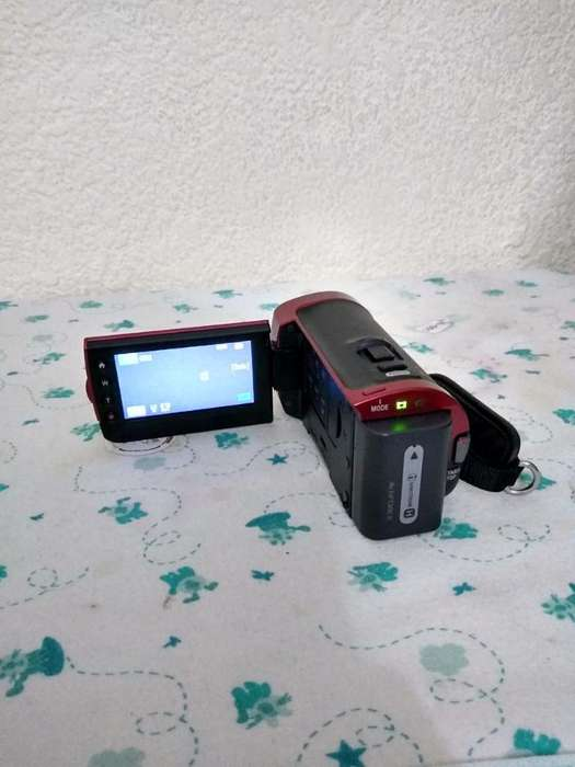 Camara Sony Handicam Hdr-cx100